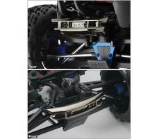 фото деталей радиоуправляемой модели машины Traxxas E-Revo 1/10 4WD Brushed