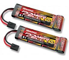 фото батарей радиоуправляемой модели машины Traxxas E-Revo 1/10 4WD Brushed