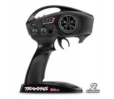 фото пульта радиоуправляемой модели машины Traxxas E-Revo 1/10 4WD Brushed