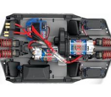 фото щеточной системы радиоуправляемой модели машины Traxxas E-Revo 1/10 4WD Brushed