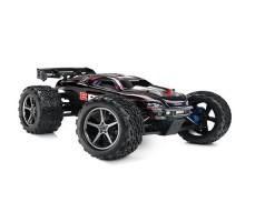 RC машина Traxxas E-Revo 1/10 4WD Brushed Black