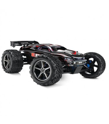 RC машина Traxxas E-Revo 1/10 4WD Brushed Black | Купить, цена, отзывы