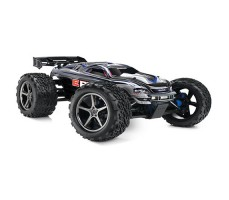 RC машина Traxxas E-Revo 1/10 4WD Brushed Silver