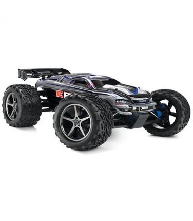 RC машина Traxxas E-Revo 1/10 4WD Brushed Silver | Купить, цена, отзывы