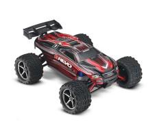 Радиоуправляемая машина TRAXXAS E-Revo 1/16 4WD Brushed Red