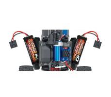 фото аккумуляторов радиоуправляемой модели машины Traxxas E-Revo 1/16 4WD VXL TSM Plus