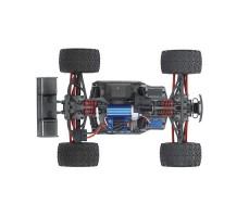 фото бесщеточной системы радиоуправляемой модели машины Traxxas E-Revo 1/16 4WD VXL TSM Plus