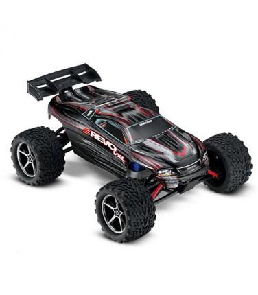 RC машина Traxxas E-Revo 1/16 4WD VXL TSM Plus Black | Купить, цена, отзывы
