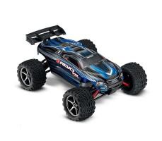 RC машина Traxxas E-Revo 1/16 4WD VXL TSM Plus Blue