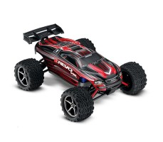 RC машина Traxxas E-Revo 1/16 4WD VXL TSM Plus Red
