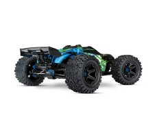 Радиоуправляемая машина TRAXXAS E-Revo 6S 1/10 4WD TSM Green
