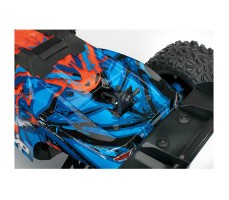 Радиоуправляемая машина TRAXXAS E-Revo 6S 1/10 4WD TSM Orange