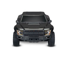 фото RC машины Traxxas Ford F-150 1/10 2WD Black спереди