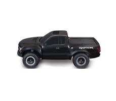 фото RC машины Traxxas Ford F-150 1/10 2WD Black сбоку