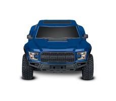 фото RC машины Traxxas Ford F-150 1/10 2WD Blue спереди