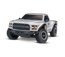 RC машина Traxxas Ford F-150 1/10 2WD Silver