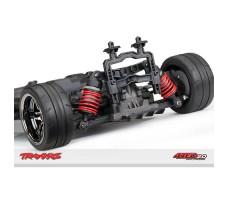 фото амортизаторов в системе RC машины Traxxas Ford GT 1/10 4WD