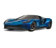 фото RC машины Traxxas Ford GT 1/10 4WD Blue