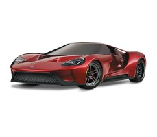 фото RC машины Traxxas Ford GT 1/10 4WD Red