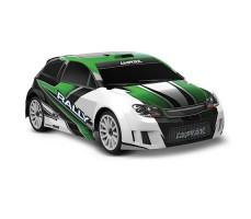 Радиоуправляемая машина TRAXXAS LaTrax Rally 1/18 4WD Green