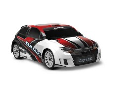 Радиоуправляемая машина TRAXXAS LaTrax Rally 1/18 4WD Red