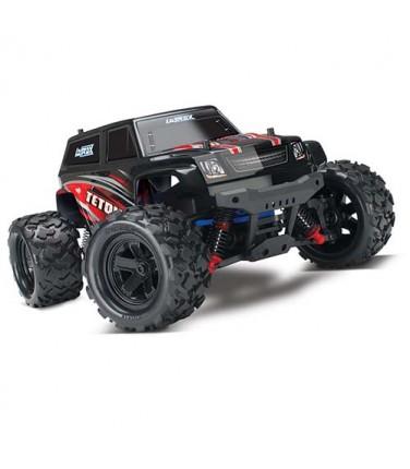 Радиоуправляемая машина TRAXXAS LaTrax Teton 1/18 4WD Red | Купить, цена, отзывы