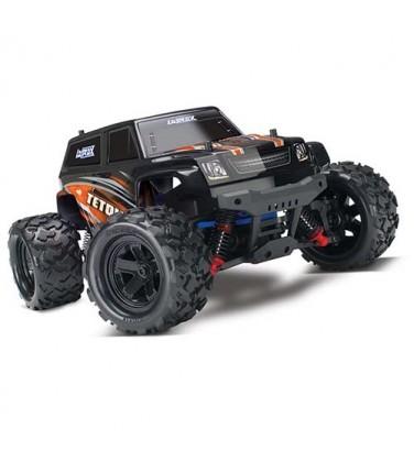 Радиоуправляемая машина TRAXXAS LaTrax Teton 1/18 4WD Orange | Купить, цена, отзывы