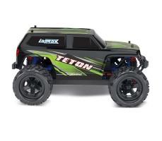 Радиоуправляемая машина TRAXXAS LaTrax Teton 1/18 4WD Green