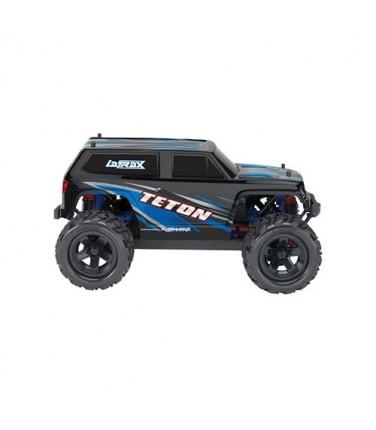 Радиоуправляемая машина TRAXXAS LaTrax Teton 1/18 4WD Blue | Купить, цена, отзывы