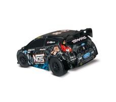 фото RC машины Traxxas Rally Ford Fiesta ST 1/10 4WD NOS 38 Deegan сзади