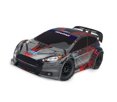 RC машина Traxxas Rally Ford Fiesta ST 1/10 4WD