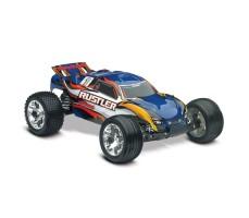 RC машина Traxxas Rustler 1/10 2WD Blue
