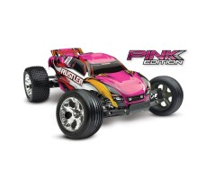 RC машина Traxxas Rustler 1/10 2WD Pink
