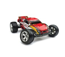 RC машина Traxxas Rustler 1/10 2WD Red