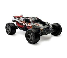 RC машина Traxxas Rustler VXL 1/10 2WD TSM Black