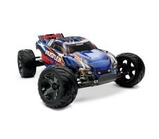 RC машина Traxxas Rustler VXL 1/10 2WD TSM Blue