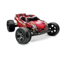 RC машина Traxxas Rustler VXL 1/10 2WD TSM Red