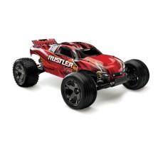 фото RC машины Traxxas Rustler VXL 1/10 2WD TSM Red