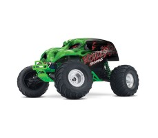 RC машина Traxxas Skully 1/10 2WD Green