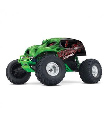RC машина Traxxas Skully 1/10 2WD Green | Купить, цена, отзывы