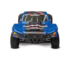 фото RC машины Traxxas Slash 1/10 2WD VXL TSM Blue спереди