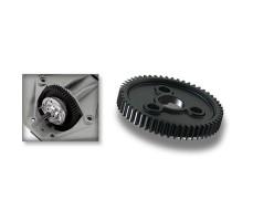 фото цилиндрического колеса RC машины Traxxas Slash 1/10 4WD VXL TSM OBA