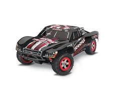 Радиоуправляемая машина TRAXXAS Slash 1/16 4WD Black
