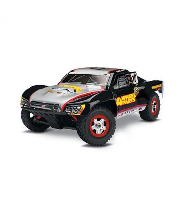 Радиоуправляемая машина TRAXXAS Slash 1/16 4WD Black-Yellow | Купить, цена, отзывы