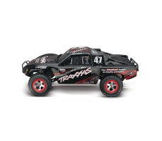 фото RC машины Traxxas Slash 1/10 2WD Black сбоку