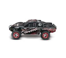 фото RC машины Traxxas Slash 1/10 2WD Black сбоку