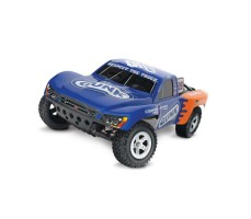 RC машина Traxxas Slash 1/10 2WD Blue