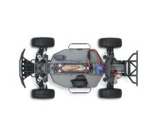фото бесщеточной системы RC машины Traxxas Slash 1/10 2WD Blue