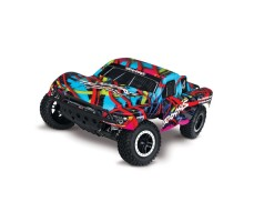 RC машина Traxxas Slash 1/10 2WD Multicolor