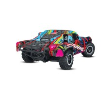 фото RC машины Traxxas Slash 1/10 2WD Multicolor